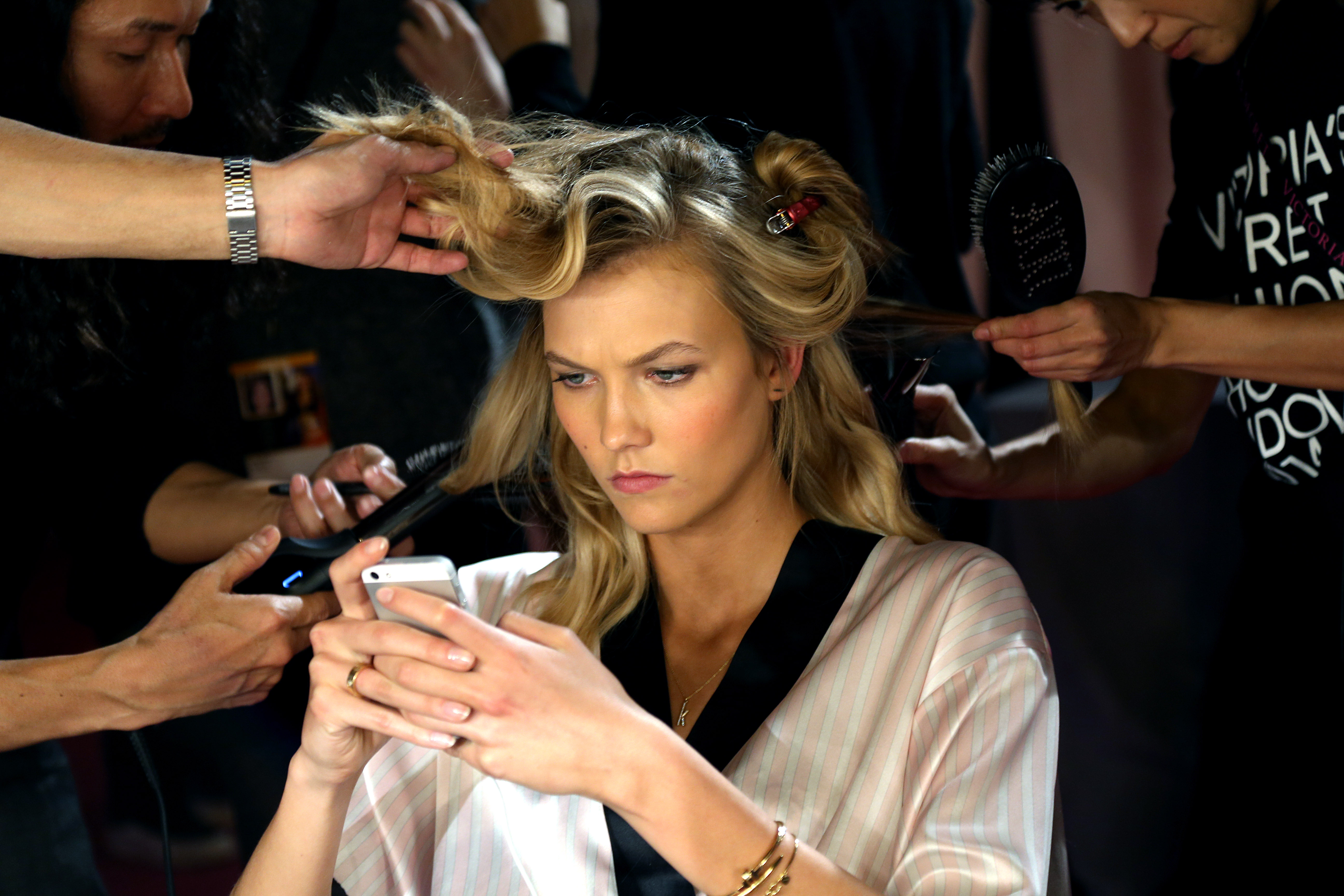 How Do Models Repair Their Hair After Fashion Week