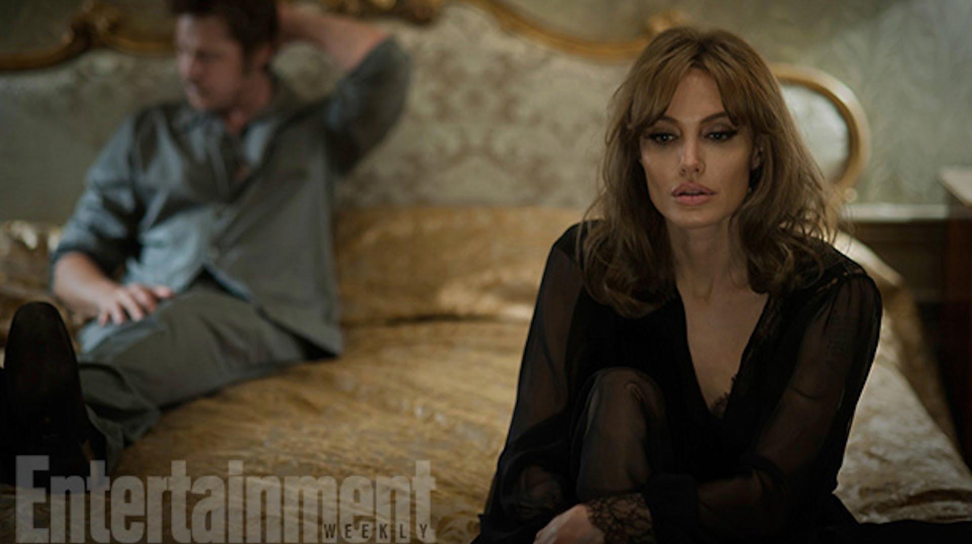 Angelina Jolie's New M...