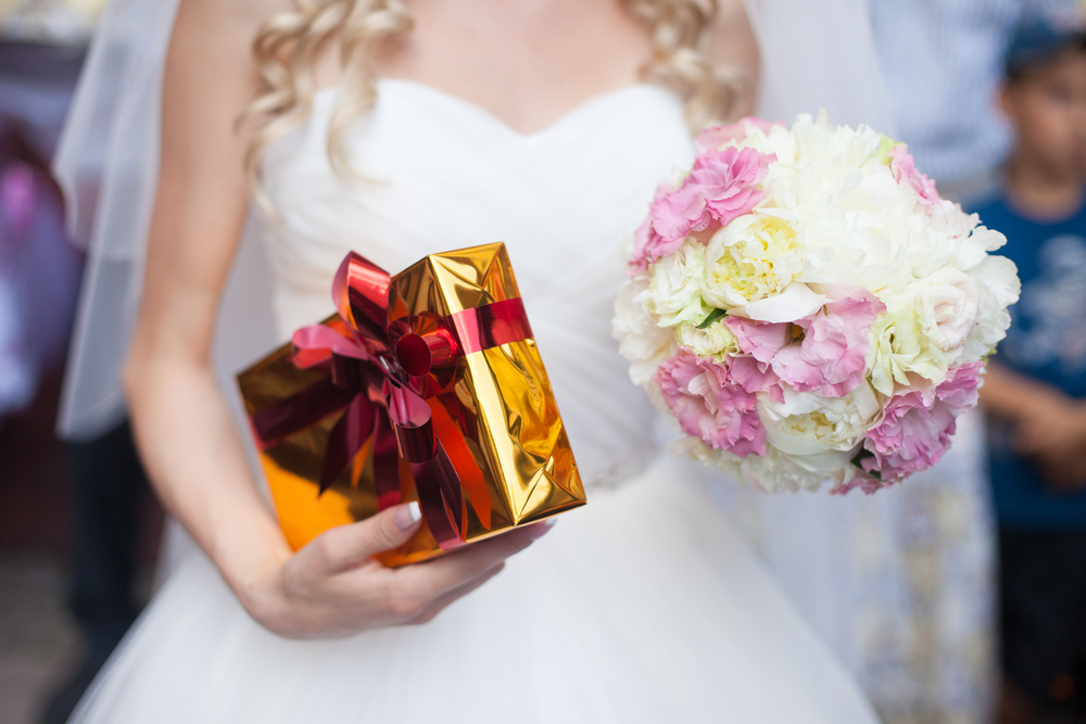 Heres How Much You Should Spend On A Wedding Gift