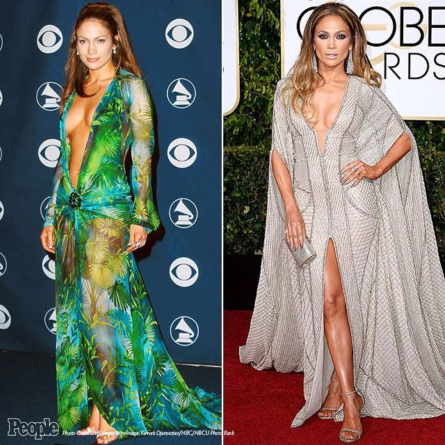 1. Jennifer Lopez's body.