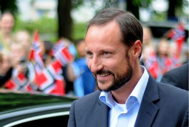 10. Crown Prince Haakon of Norway