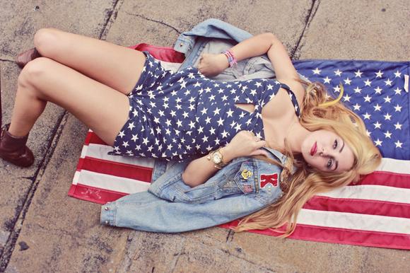 American Flag Stuff
