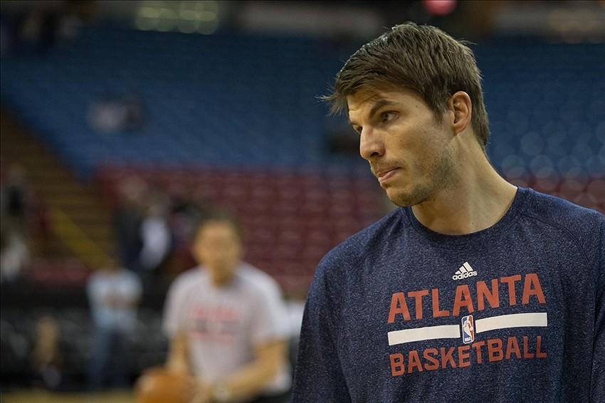 1. Kyle Korver, Atlanta Hawks