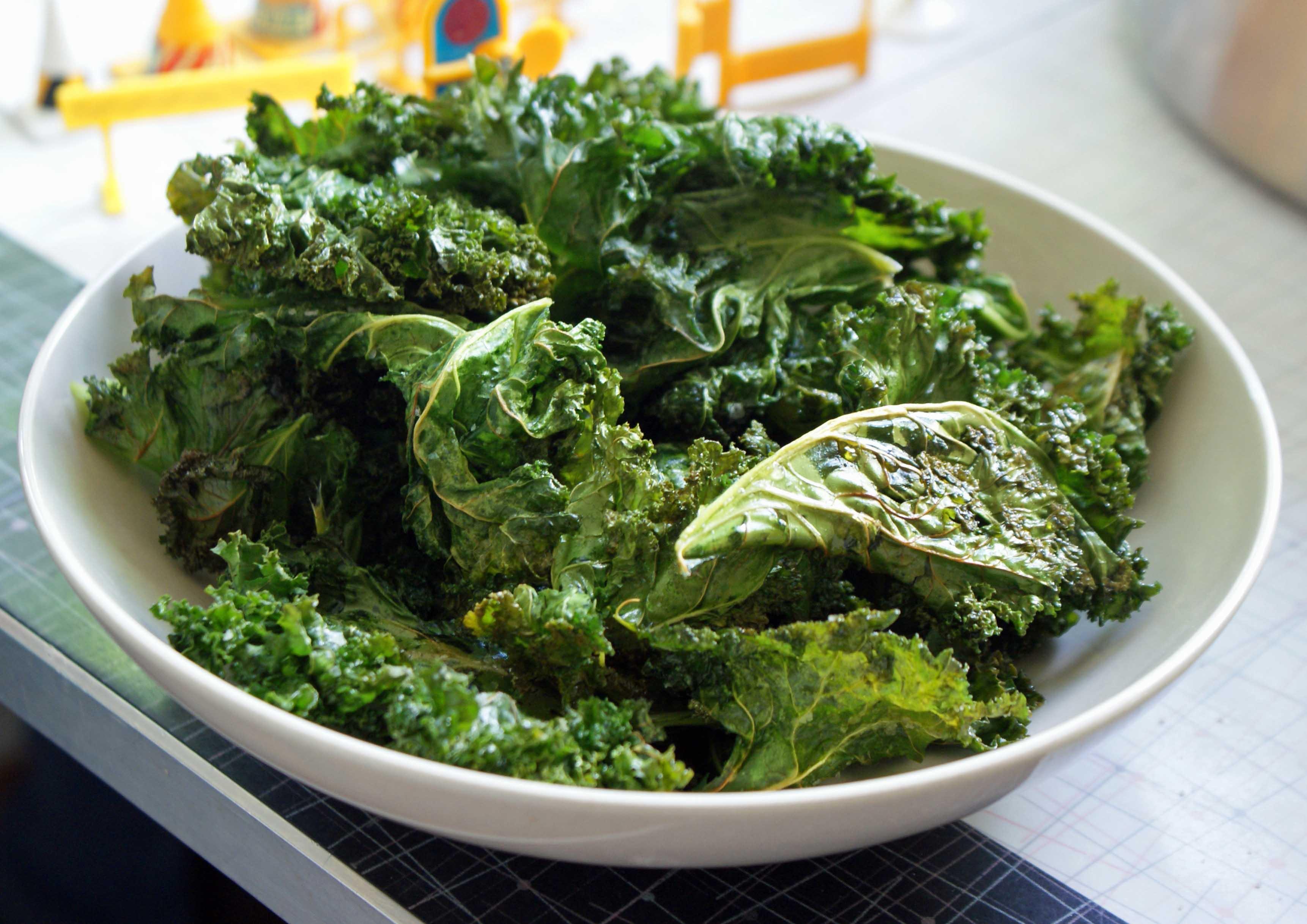 1. Kale Chips