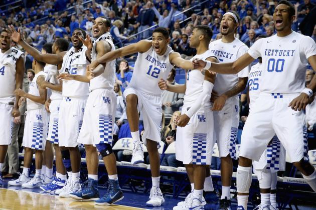 #1 Kentucky