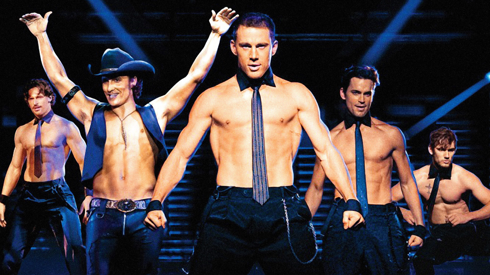 Magic Mike XXL (out now)