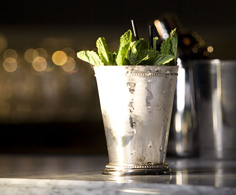 1. A Working Knowledge of How to Make a Mint Julep