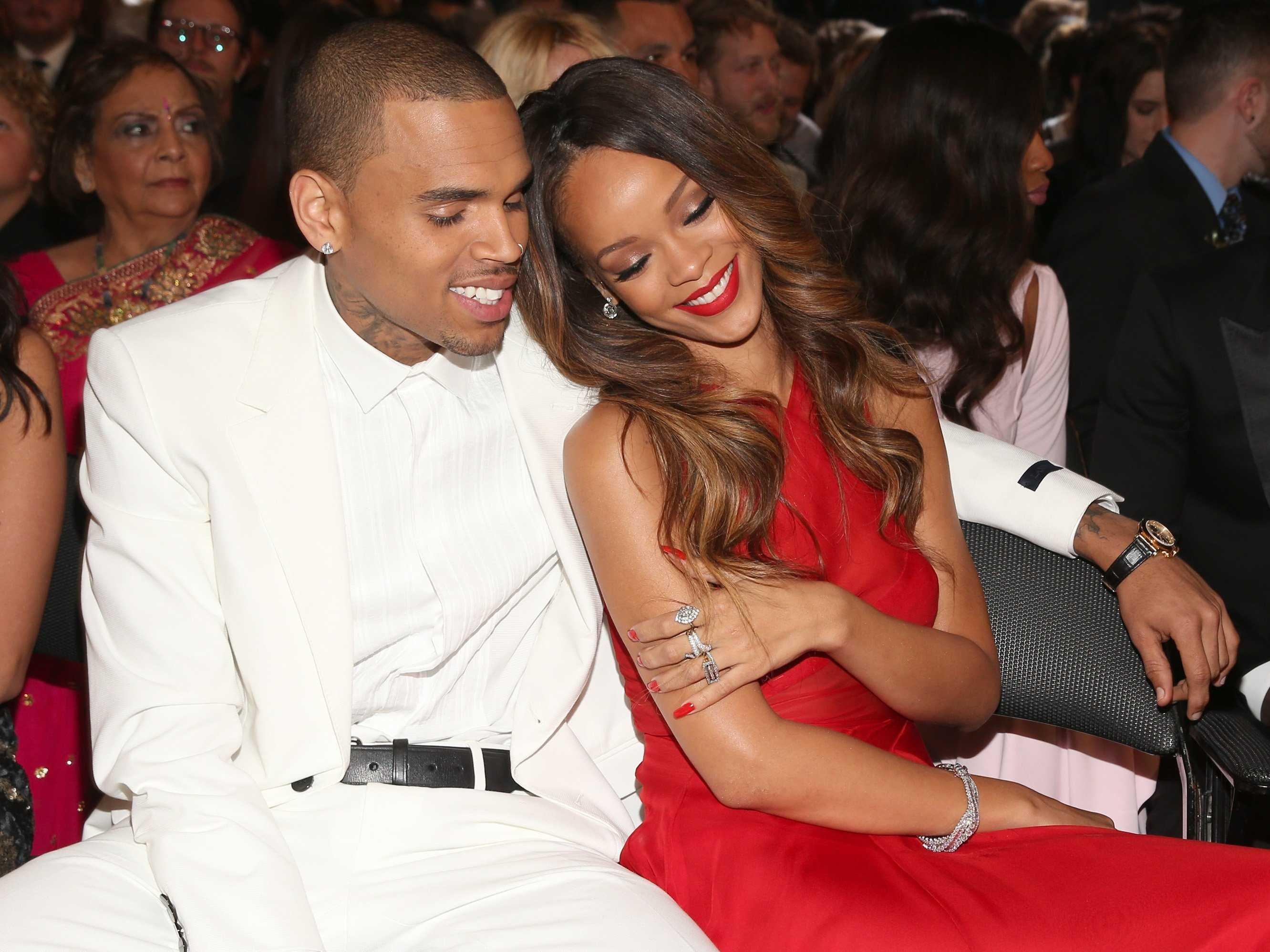 1. Chris Brown