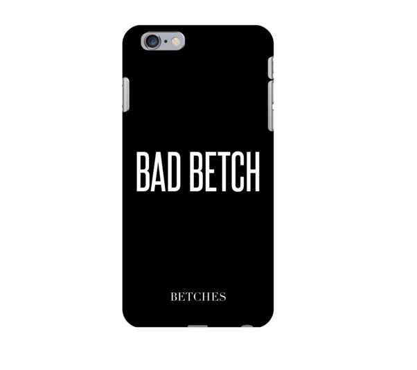 1.  Bad Betch Case from Shop Betches