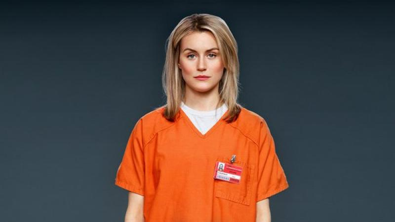 piper chapman dating poussey 2018-9-5  the series is based on piper kerman's memoir, orange is the new black: my year in a women's prison (2010), about her experiences at fci danbury, a minimum-security federal prison created and adapted for television by jenji kohan.