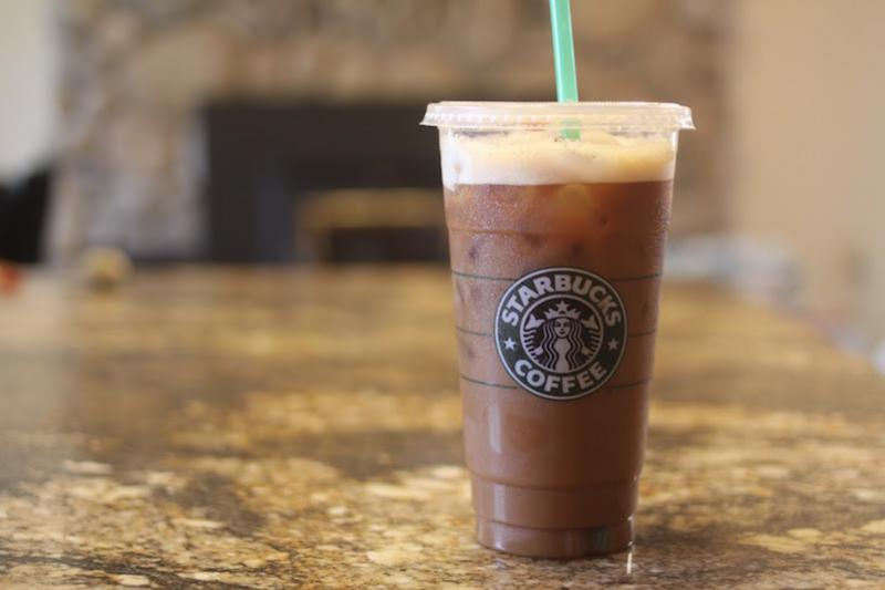 Starbucks Iced Coffee floser sues starbucks because iced coffee has too much ice | betches