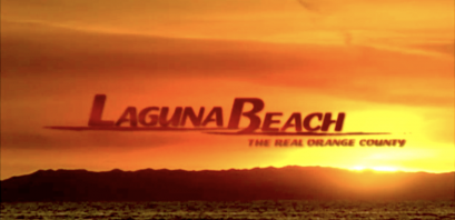 Laguna Beach title card