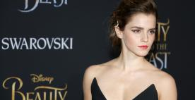 emma watson beauty and the beast premier