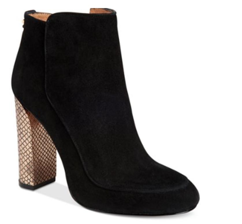 Calvin Klein Jasalinda ankle booties