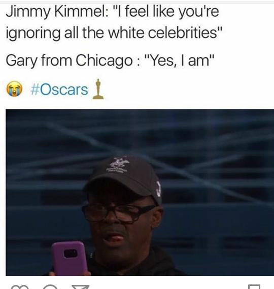 Gary Oscars
