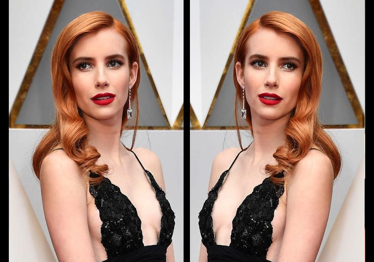 Emma Roberts Oscars