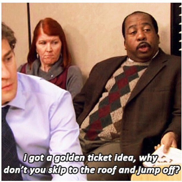The 17 Betchiest Stanley Hudson Quotes | Betches