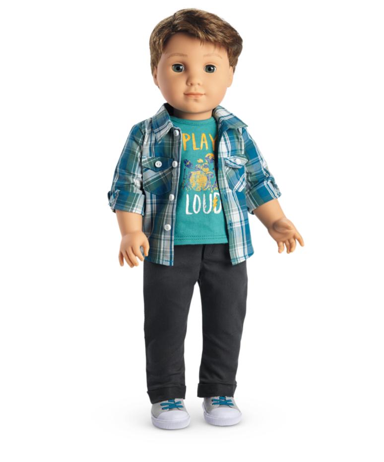 Logan American Girl Doll