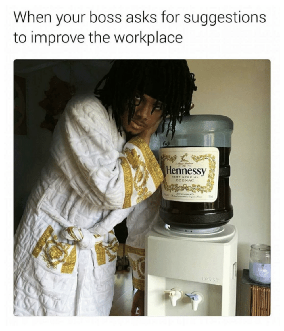 Henny Meme