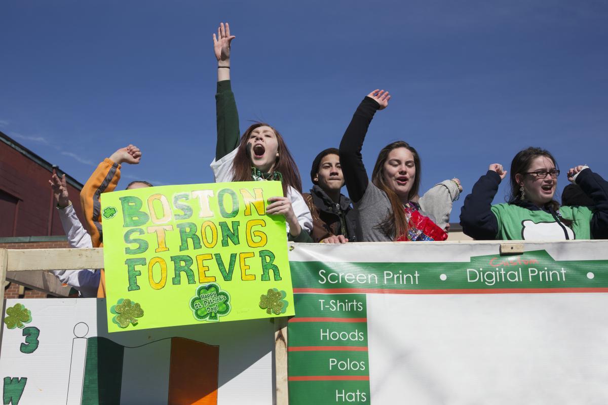 Boston St. Patrick's Day Celebration
