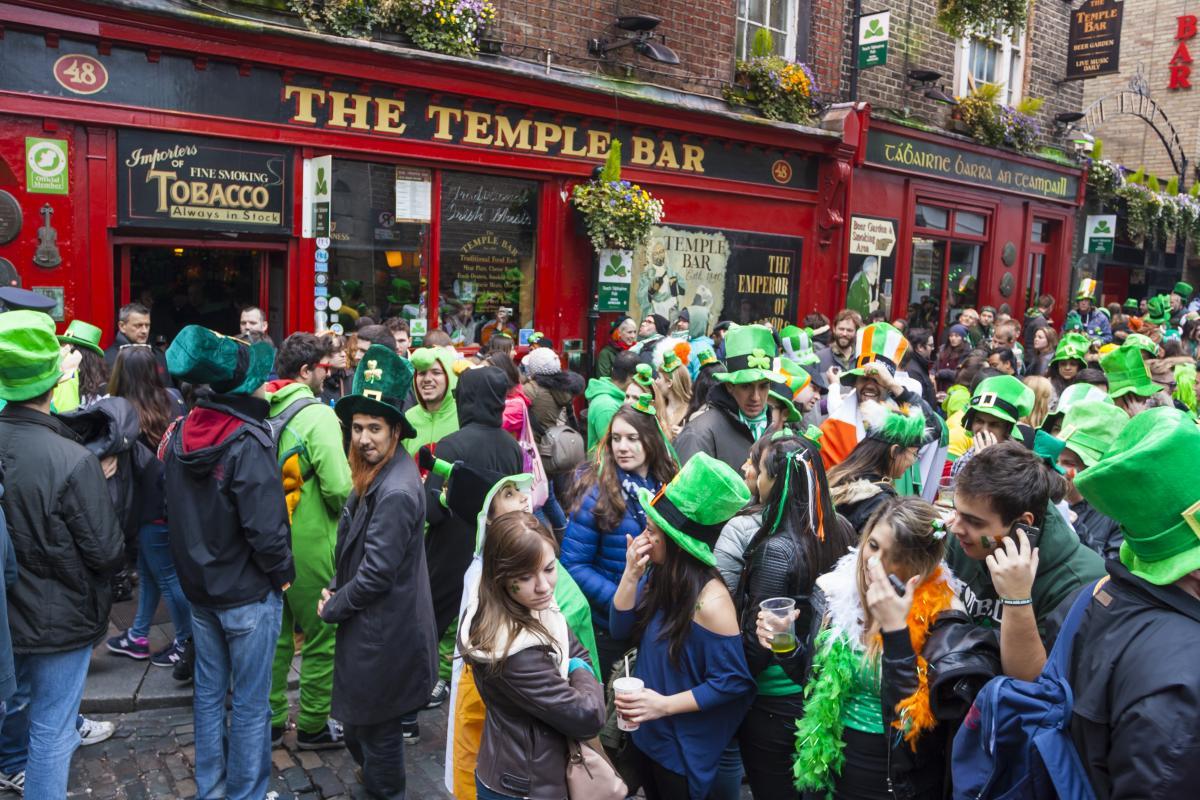 Dublin St. Patrick's Day