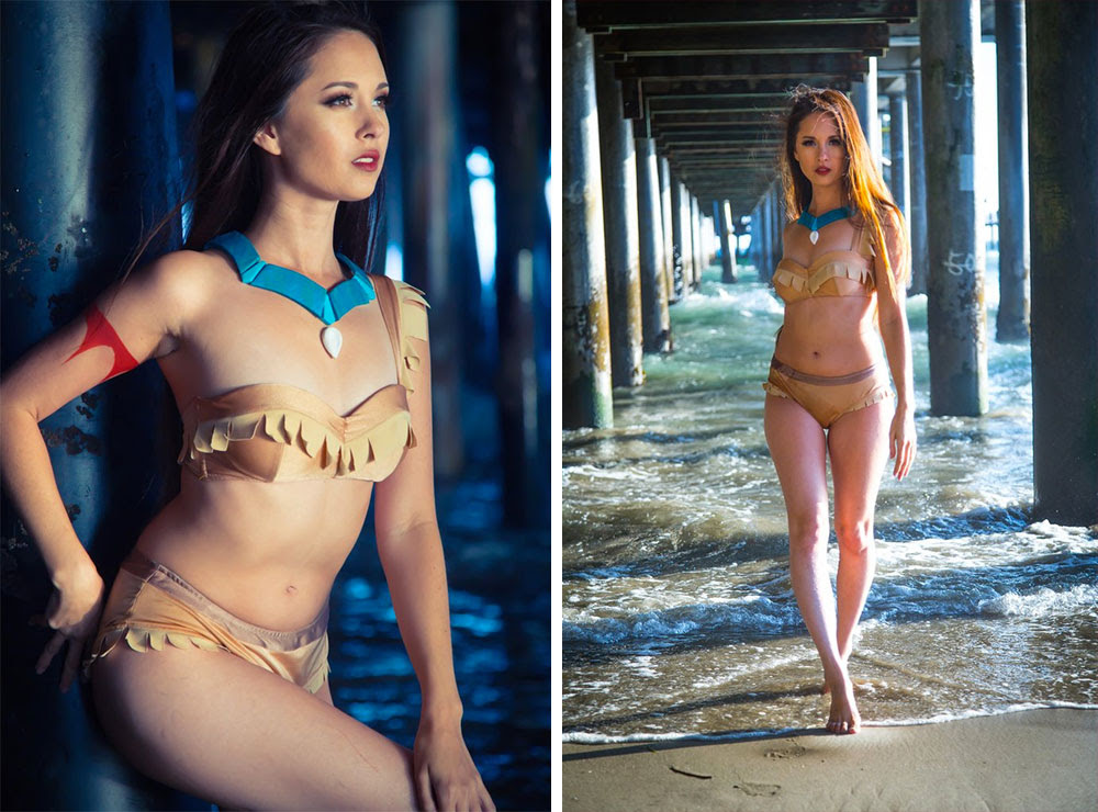 Pocahontas Bikini