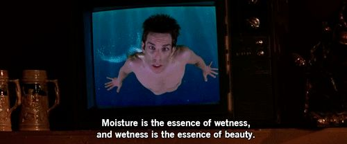 Essence Of Wetness