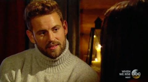 Nick Viall in a turtleneck