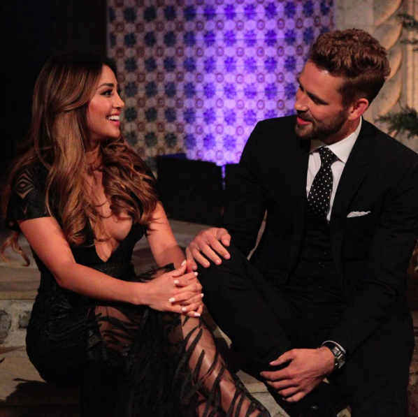 Danielle L and Nick Viall