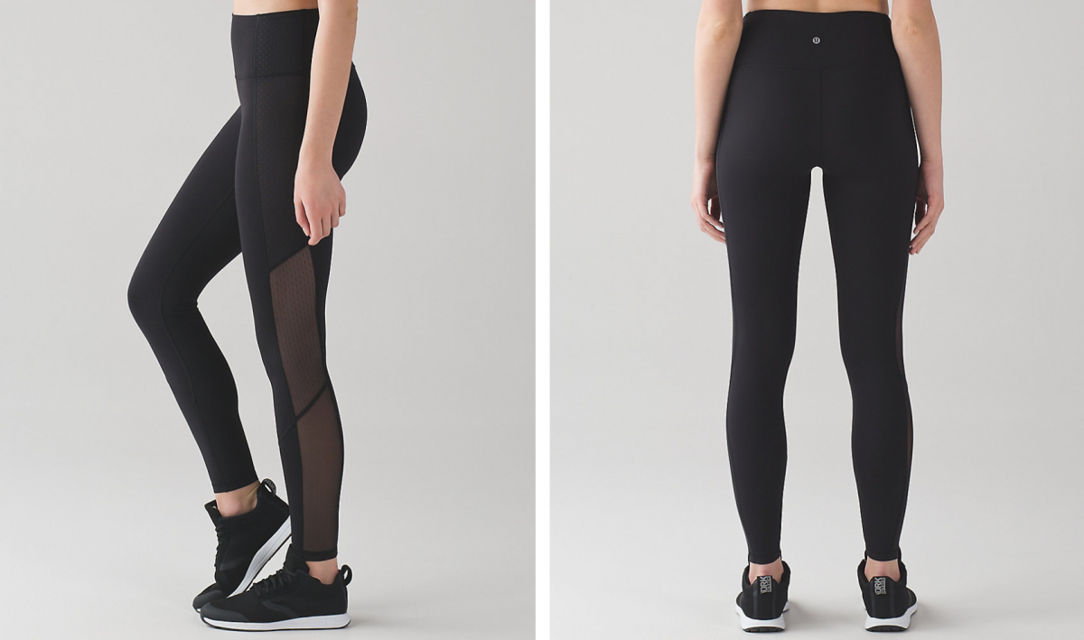 LuLuLemon Body Con Leggings