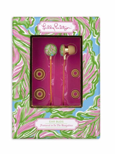 Lilly Pulitzer Headphones