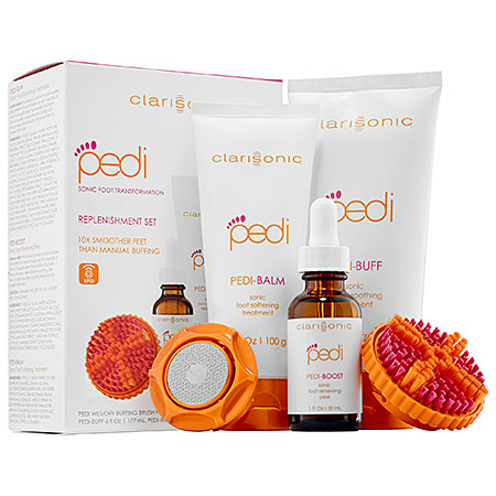Clarisonic Pedi SMART Transformation Set