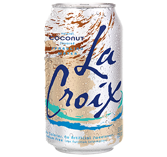 Coconut LaCroix
