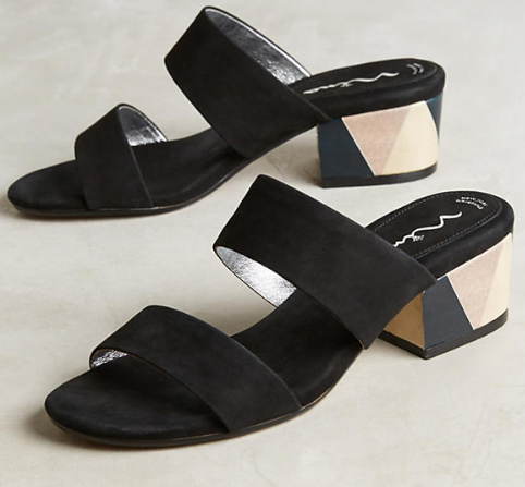Anisa Slide Sandals