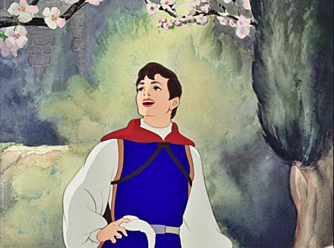 Prince Snow White