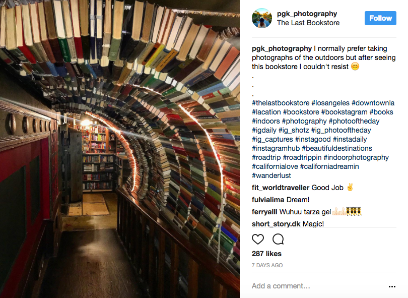 Last Bookstore LA