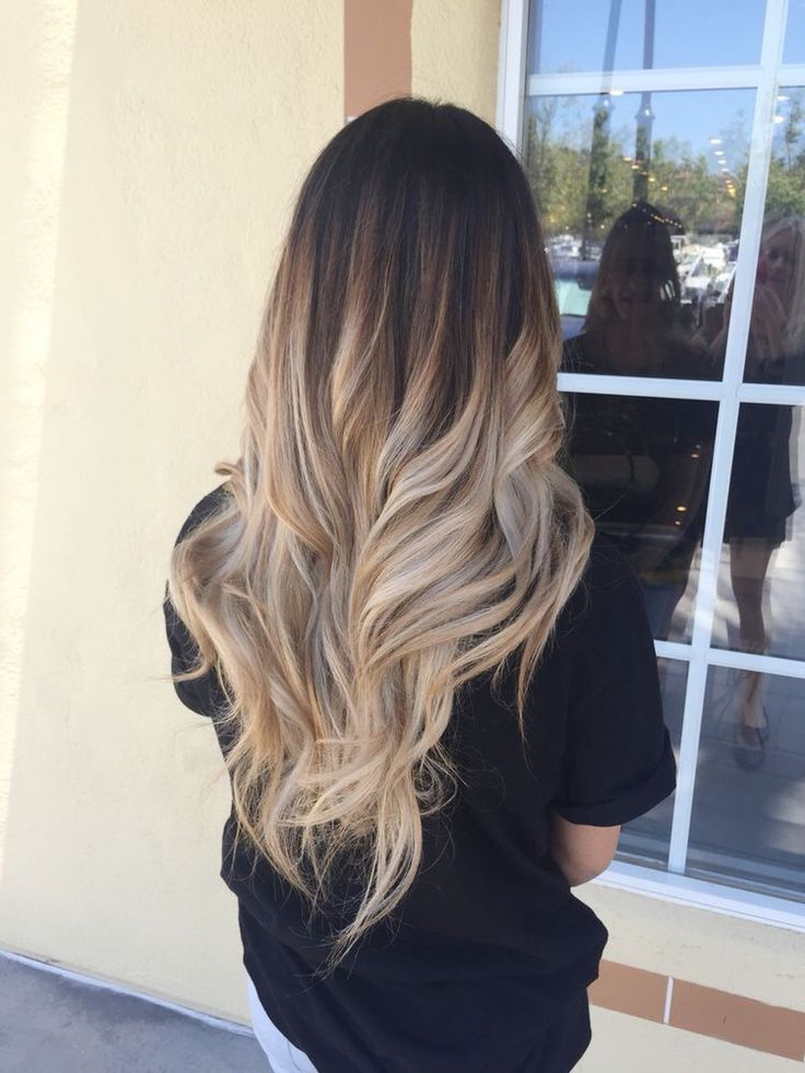 What Summer Ombr 233 You Should Ask For Based On Your Hair