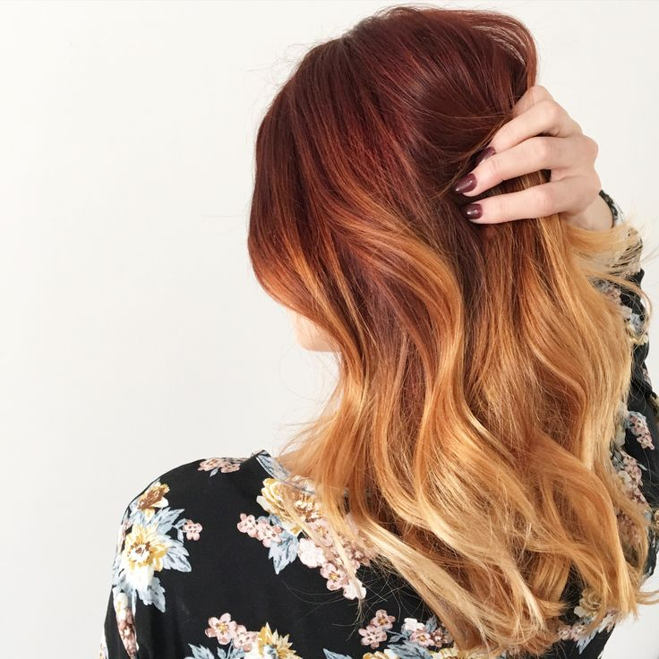 What Summer Ombre You Should Ask For Based On Your Hair Color Betches