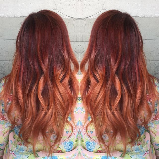 What Summer Ombr You Should Ask For Based On Your Hair Color Betches