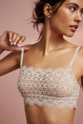 57933c4b22 This neutral style fits like your fave bandeau—except without the whole  falling down