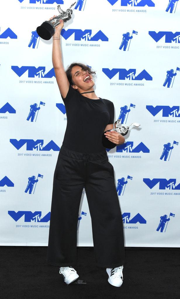 Alessia Cara VMAs 2017