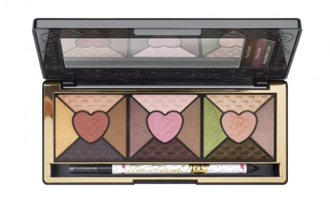 Too Faced Love Palette Eye Shadow Collection