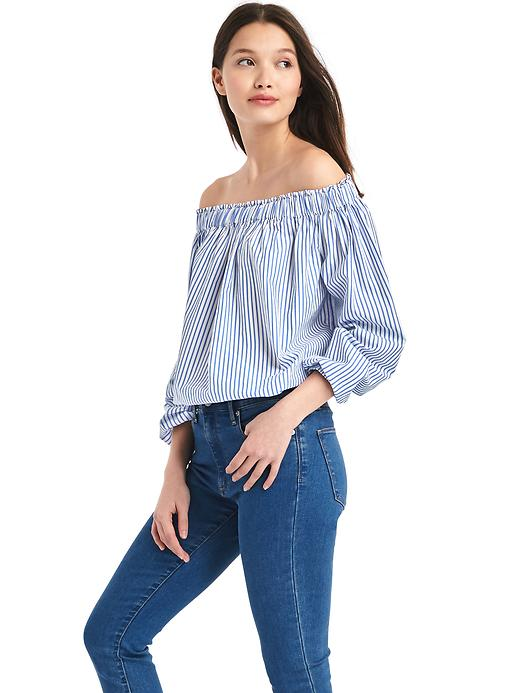 GAP Off The Shoulder Top