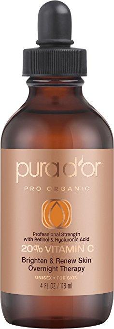 Pura D'or Vitamin C Serum