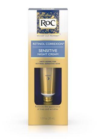 RoC Retinol Correxion Sensitive Night Cream