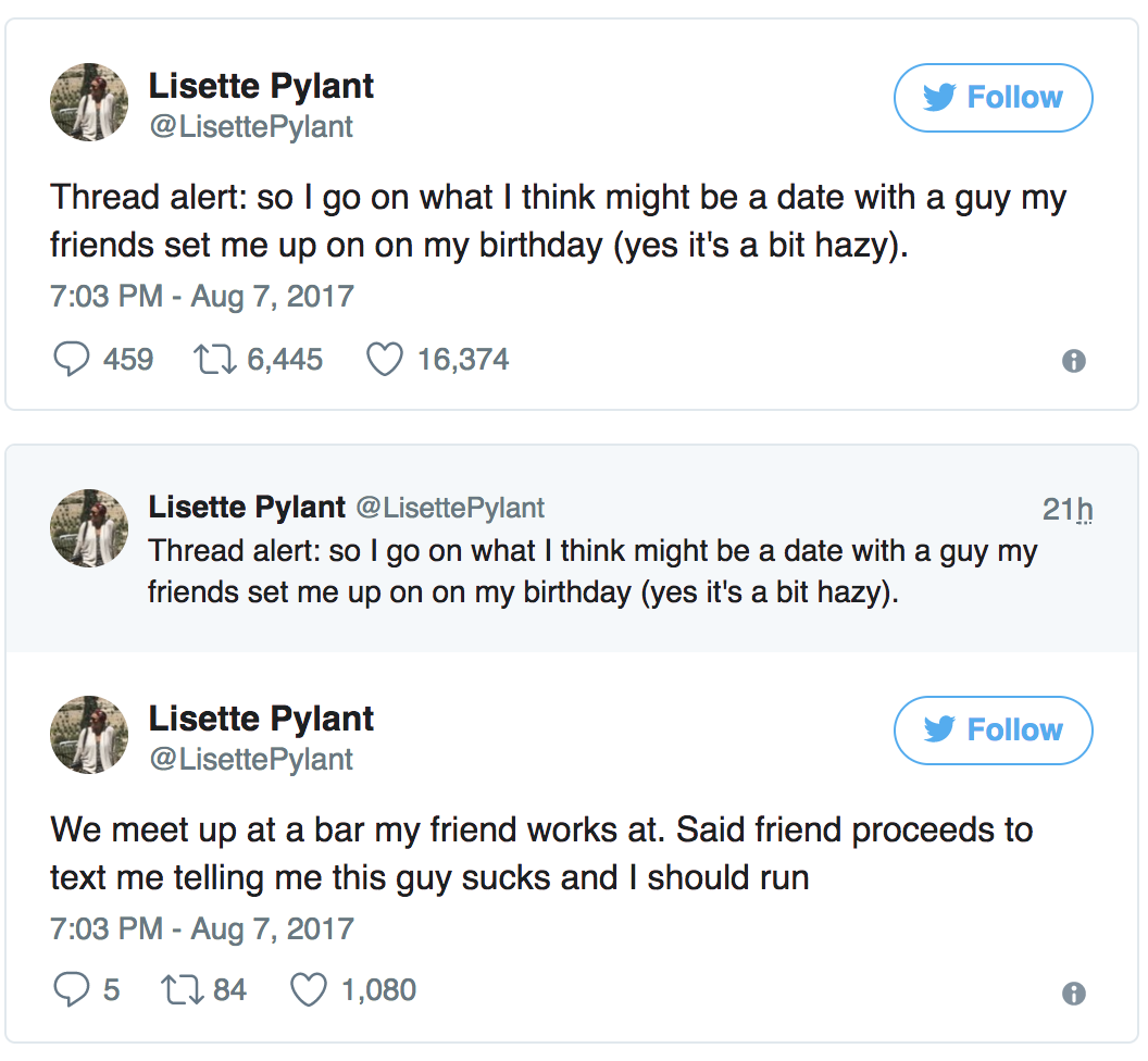 Lisette Pylant Tweets