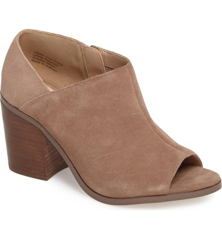 Sole Society Bootie