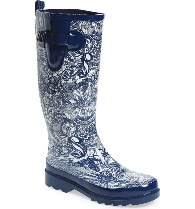 SAKROOTS Rhythm Rain Boots