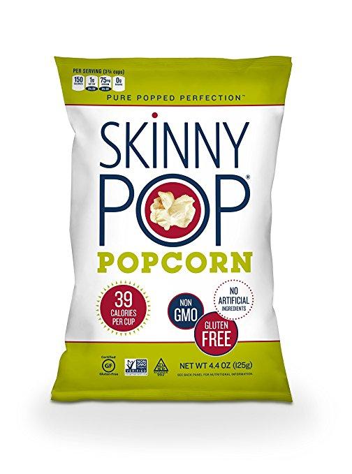 SkinnyPop Popcorn Original