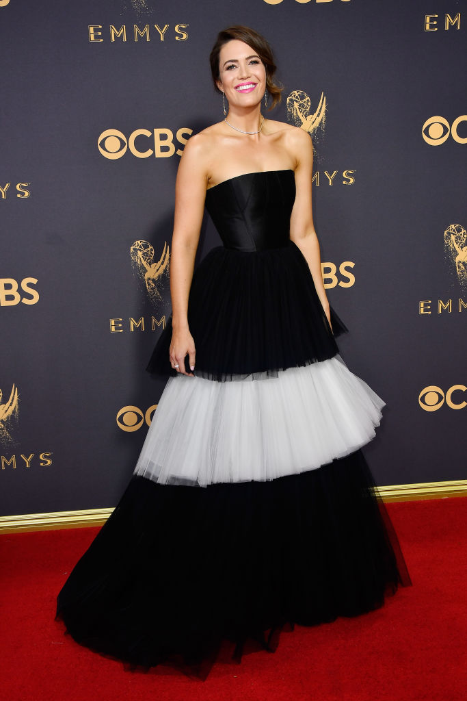 Mandy Moore 2017 Emmys